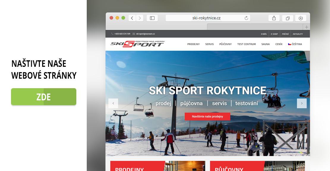 a4146641306b Ski Sport - Rokytnice nad Jizerou - prodej